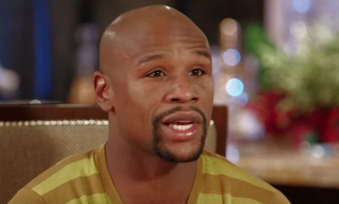 The Inhuman 40 Round Floyd Mayweather Training Routine